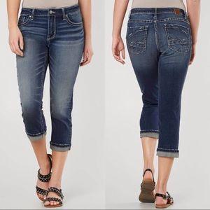 BKE Gabby Stretch Cropped Jeans